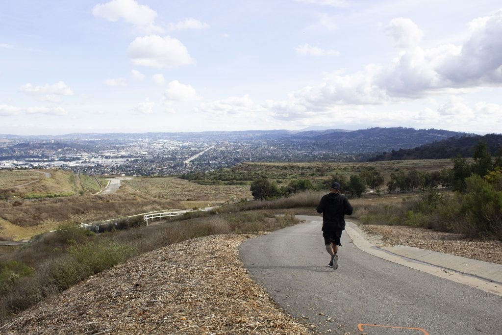 Puente Hills Hiking Trails