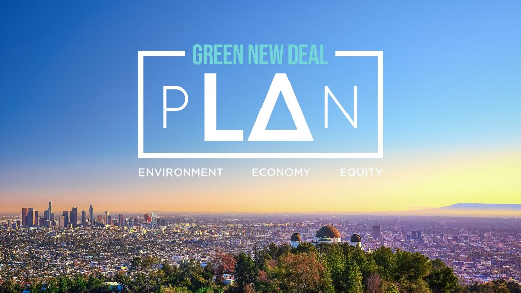 LA Green New Deal